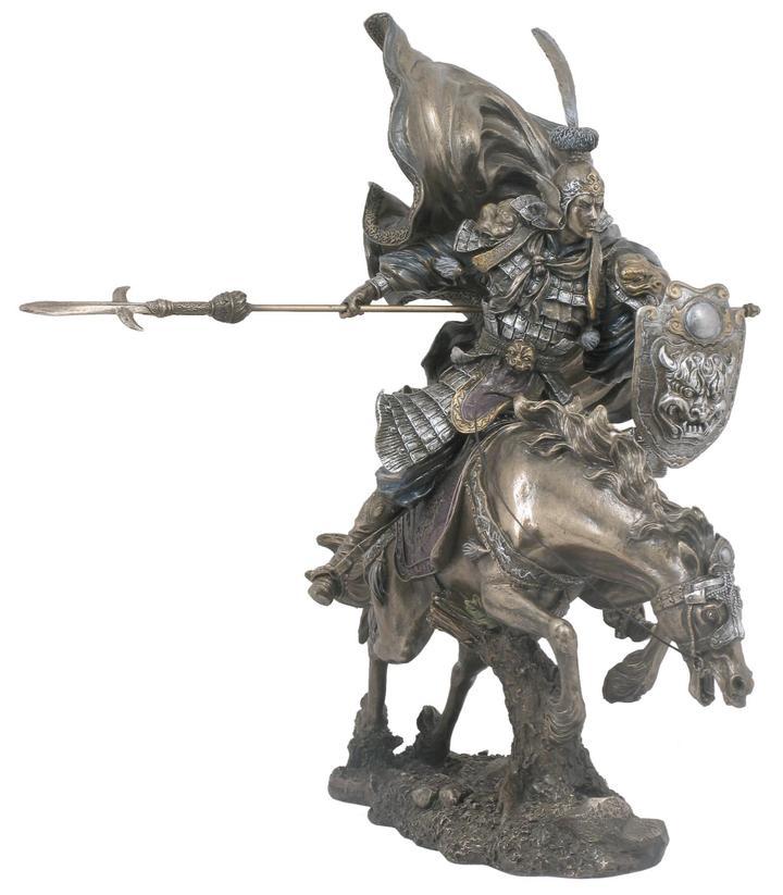 Zhao Yun Statue - WeSh...